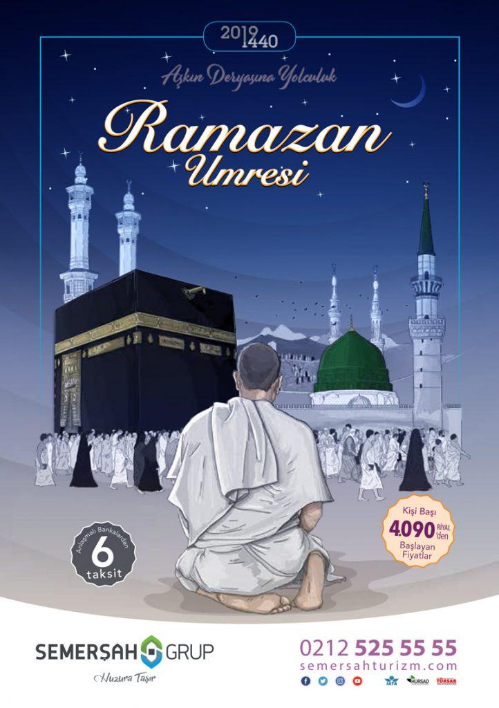 Ramazan Umresi Fiyatları 2019 Kapak Görseli