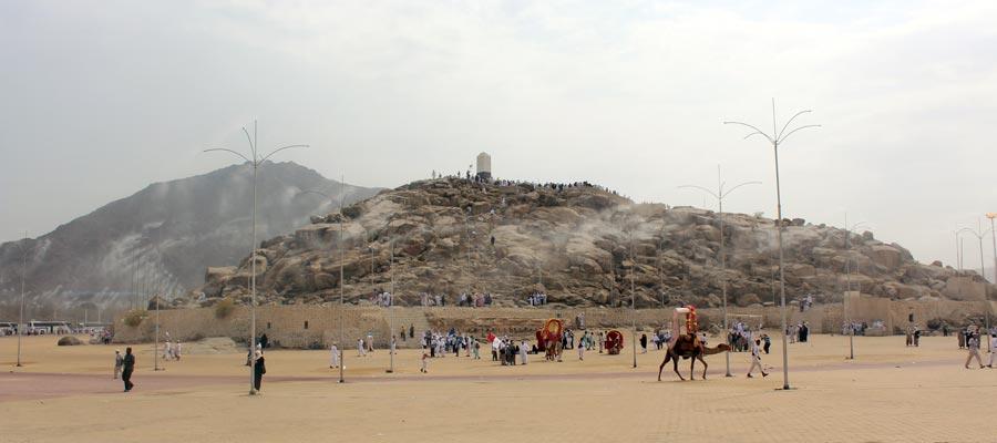 Arafat - Cebel-i Rahme - Suudi Arabistan