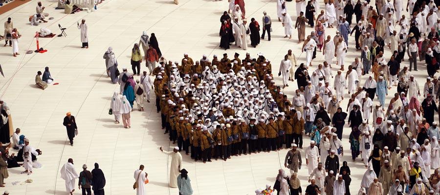 Tavaf - Harem-i Şerif - Mekke - Suudi Arabistan