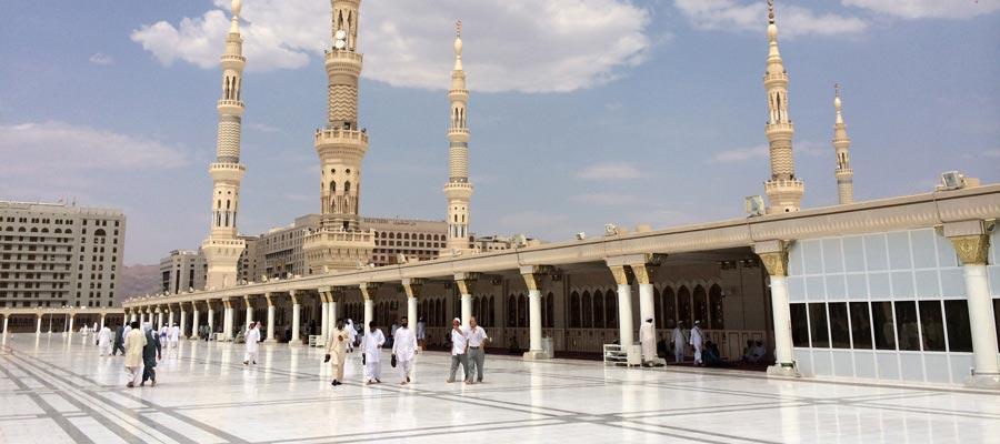 Mescid-i Nebevi - Suudi Arabistan