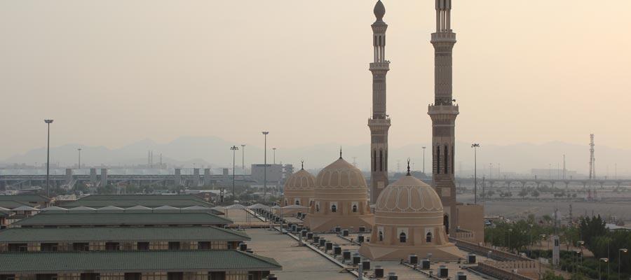 Mescid-i Nemire - Suudi Arabistan
