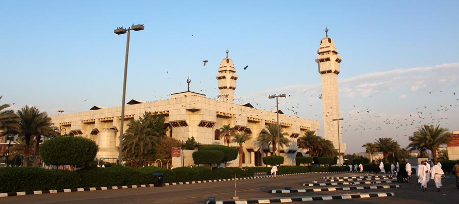 Tenim Umresi - Suudi Arabistan