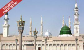 Mescid-i Nebevi - Medine - Suudi Arabistan
